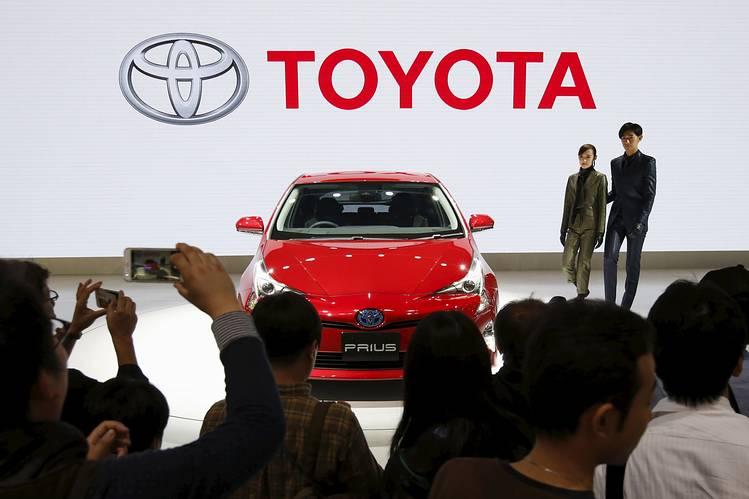 Toyota Invests